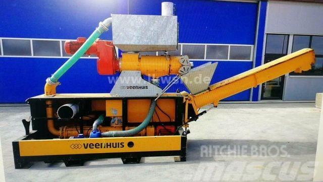 Veenhuis VSX 800HD Gülleseparator Gärreste 2015