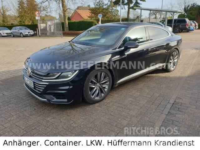 Volkswagen Arteon R-Line 4Motion SH Navi Leder LED ACC ABT