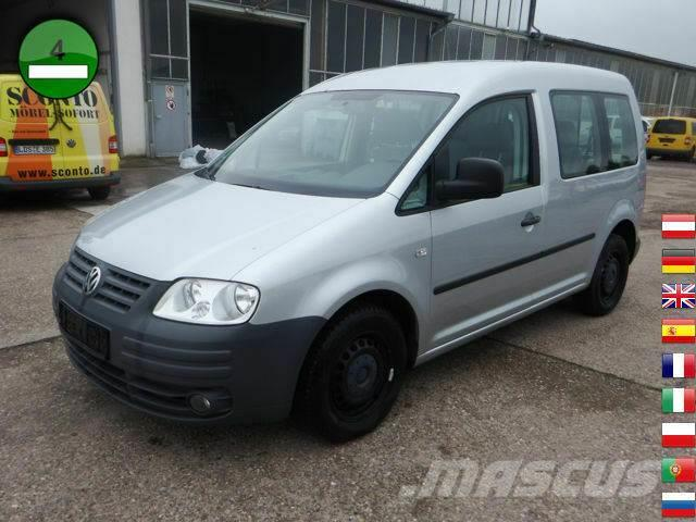 Volkswagen Caddy 1.4 KLIMA
