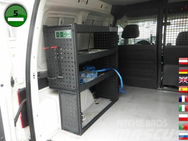 Volkswagen Caddy 1.6 TDI - KLIMA - Werkstattregal
