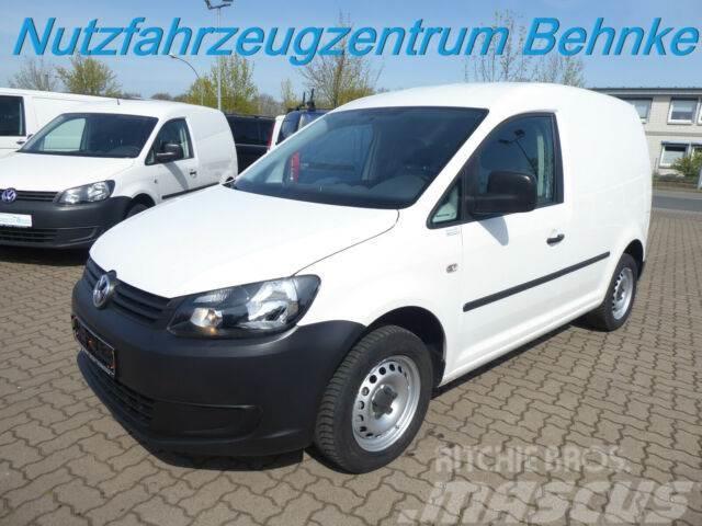 Volkswagen Caddy 1,6 TDI Klima Kühlkasten/Frischdienst