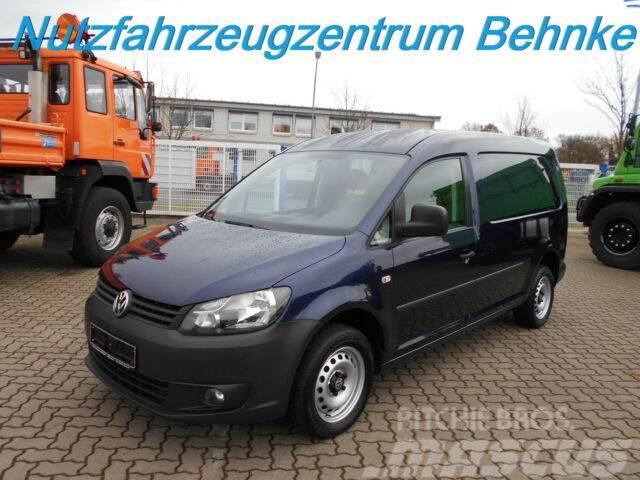 Volkswagen Caddy 1.6 TDI MaxiKA / Navi/ Klima/ HU 07/20/EU5