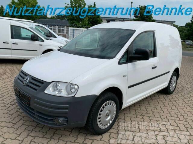 Volkswagen Caddy 1,9 TDI Kasten/ 77kw/ AHK 1.500kg