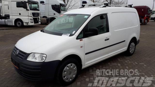 Volkswagen caddy 1.9 tdi maxi
