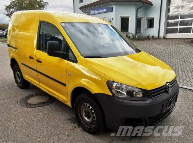 Volkswagen Caddy 2.0 ALLRAD 4 Motion 4X4 / Euro 5