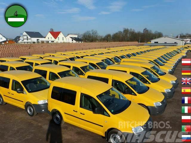 Volkswagen Caddy 2.0 SDI 2-Sitzer - 2xSchiebetür