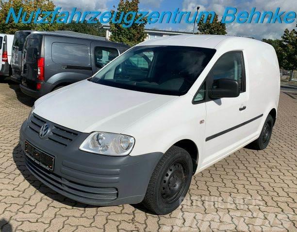 Volkswagen Caddy 2.0 SDI Kasten/ Klima/ AHK 1,4t