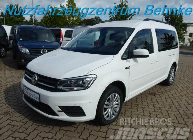 Volkswagen Caddy 2.0 TDI 110 KW Maxi Family 7 Sitze