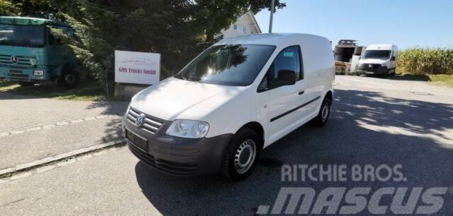Volkswagen Caddy / CNG+Benzin / Scheckheft / grüne Plakette