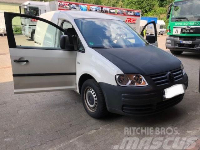 Volkswagen Caddy grüne Plakette,Tüv bis 8/ 2019