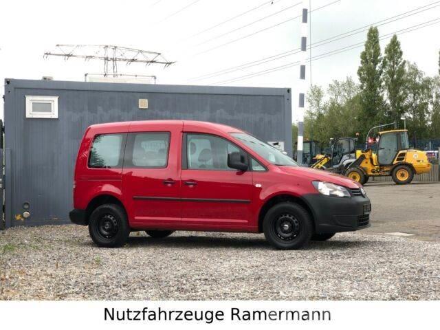 Volkswagen Caddy Kasten/Kombi Kombi, 49.999km, 5 Sitzer