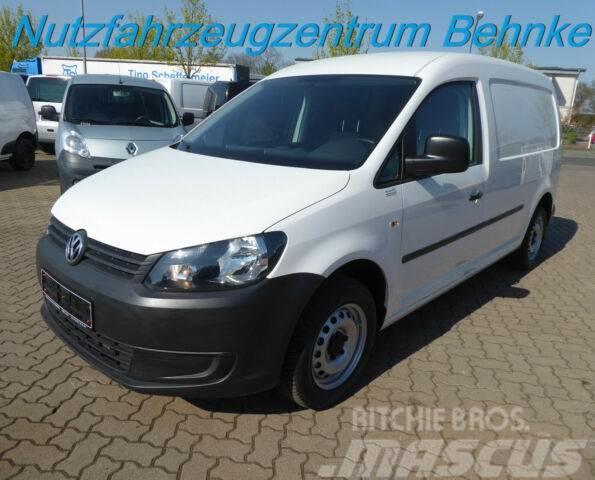 Volkswagen Caddy Maxi Kasten Klima Ahk Euro5