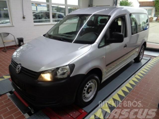 Volkswagen Caddy Maxi Kombi Eco Profi 5 Sitzer