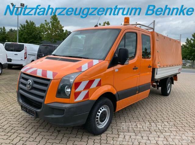 Volkswagen Crafter 2.5 TDI Maxi Doka PritschePlane/AHK 2.8t