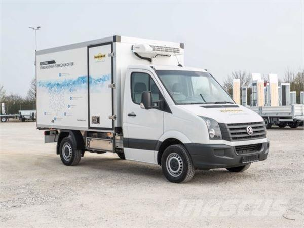volkswagen crafter 35 2 0 tdi tiefk hler 20 thermoking. Black Bedroom Furniture Sets. Home Design Ideas