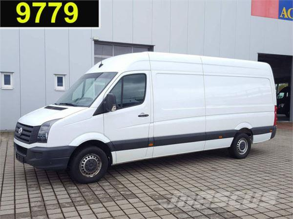 volkswagen crafter 35 2 0 tdi kasten maxi l3h2 occasion prix 11 200 ann e d 39 immatriculation. Black Bedroom Furniture Sets. Home Design Ideas