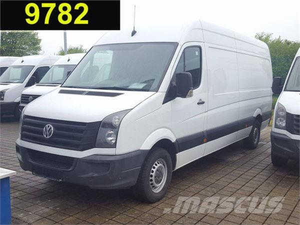 volkswagen crafter 35 2 0 tdi kasten maxi l3h2 occasion prix 10 500 ann e d 39 immatriculation. Black Bedroom Furniture Sets. Home Design Ideas