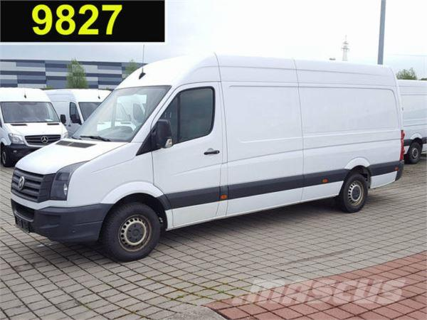 volkswagen crafter 35 2 0 tdi kasten maxi l3h2 occasion prix 10 100 ann e d 39 immatriculation. Black Bedroom Furniture Sets. Home Design Ideas