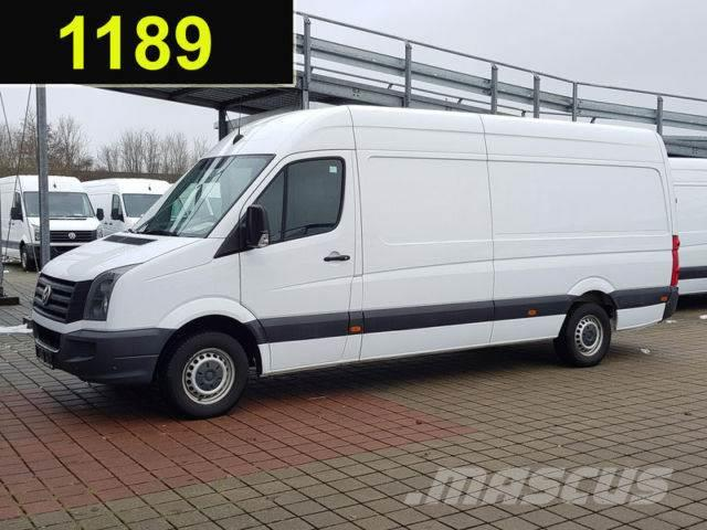 volkswagen crafter 35 2 0 tdi kasten maxi l3h2 occasion prix 13 600 ann e d 39 immatriculation. Black Bedroom Furniture Sets. Home Design Ideas