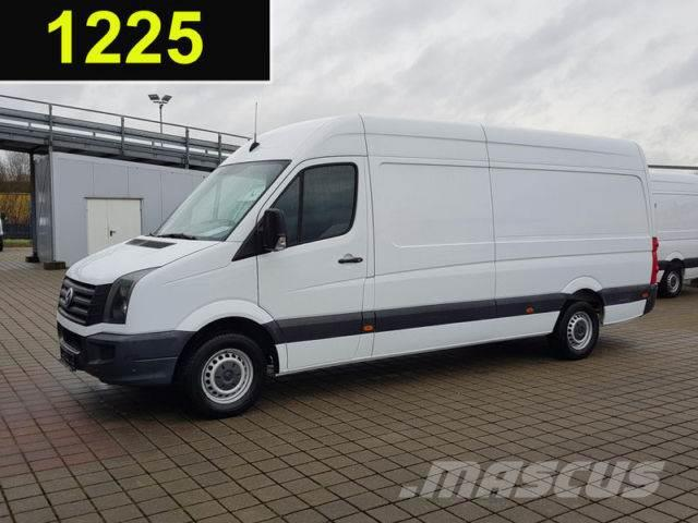 volkswagen crafter 35 2 0 tdi kasten maxi l3h2 occasion prix 13 500 ann e d 39 immatriculation. Black Bedroom Furniture Sets. Home Design Ideas