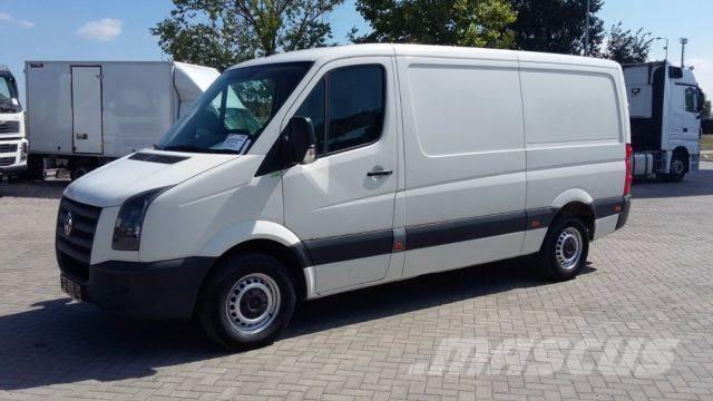 volkswagen crafter 35 airco occasion prix 7 850 ann e d 39 immatriculation 2007 utilitaire. Black Bedroom Furniture Sets. Home Design Ideas