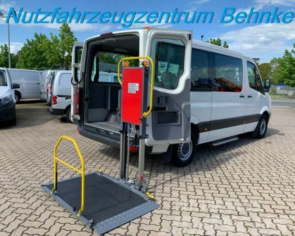 Volkswagen Crafter 35 KB L2H1/ 9 Sitze/ AMF Lift/ 2xKlima