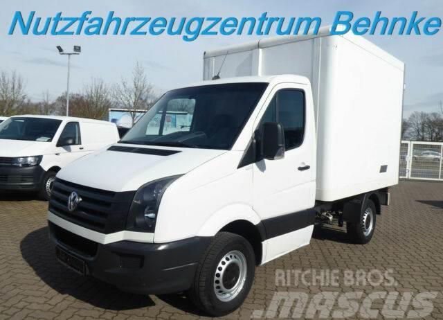 Volkswagen Crafter 35 L1 Klima/ Kühlkoffer/ Frischdienst/E5