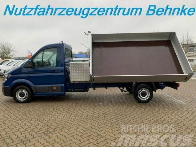 Volkswagen Crafter 35 lang FWD/ Kipper 3,4m/ Euro6