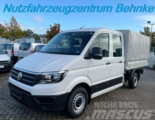 Volkswagen Crafter DOKA L2 Pritsche+Plane/ Klima/ AHK 3.0t