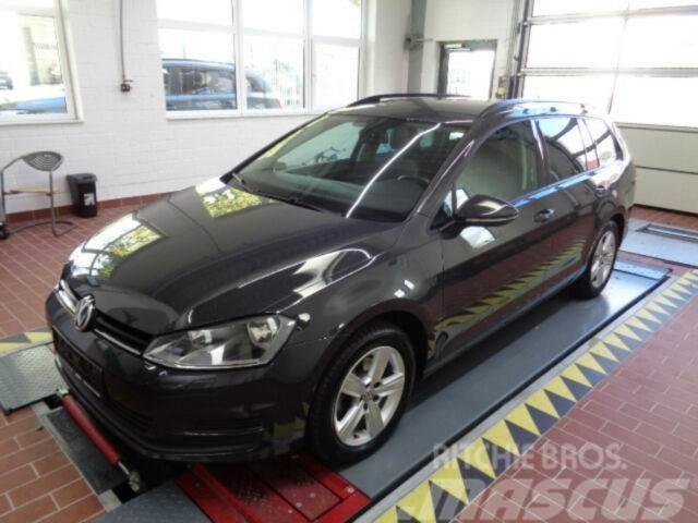 Vw Golf 7 Variant >> Volkswagen Golf Vii 1 6 Tdi Bmt Dsg Variant Comfortline
