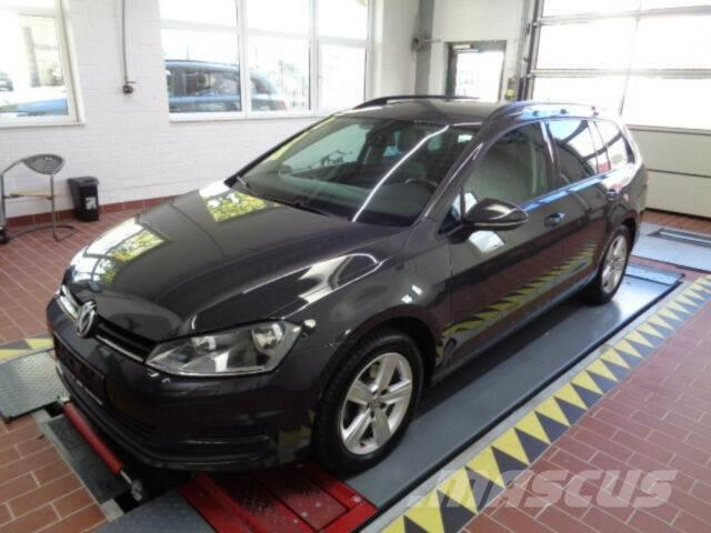 Volkswagen Golf VII 1,6 TDI BMT, DSG, Variant Comfortline