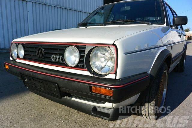 Volkswagen GTI H Kennzeichen viele Neuteile