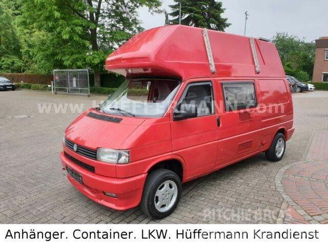 Volkswagen lang 2.5 TDI REIMO WoMo Alkoven AHK SHZ
