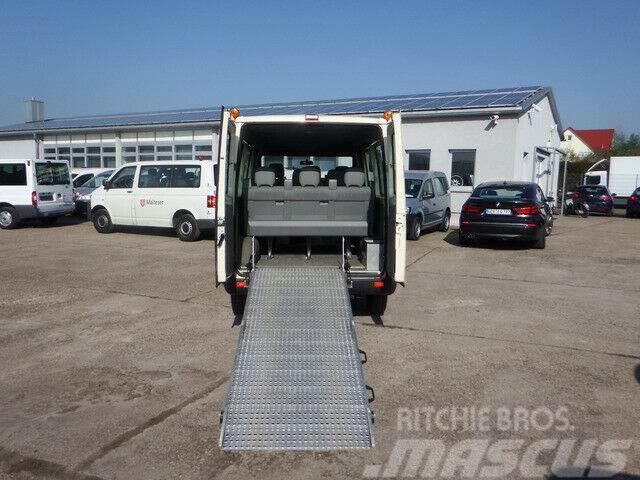 Volkswagen LT 28 2.5 TDI - KLIMA - AHK - Rampe - 9-Sitzer