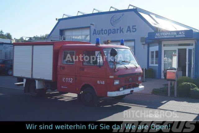 Volkswagen LT 50 Feuerwehrauto Pumpe Wilhelm Schlingmann