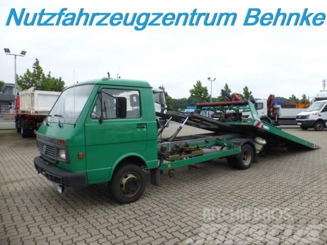 Volkswagen LT 55 Tischer Aufbau AHK Seilwinde NL 2400kg