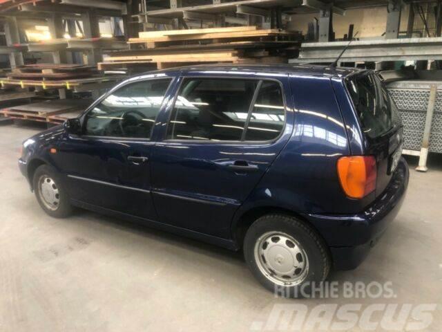 Volkswagen Polo 6 N Schiebedach