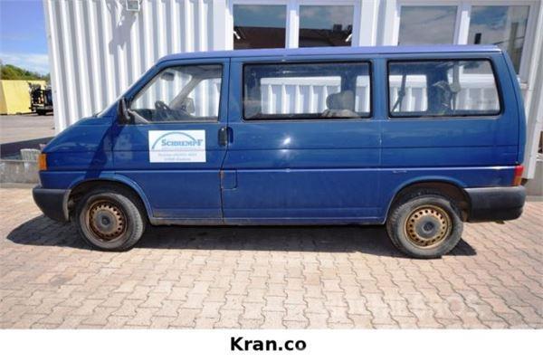 Volkswagen T4 Bus 9 Sitzer