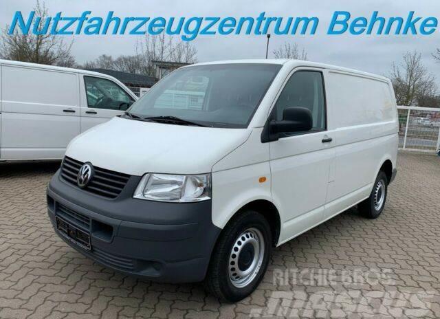 Volkswagen T5 1.9 TDI KA/ L1H1/ 75kw/ 3 Sitze/ Dachträger