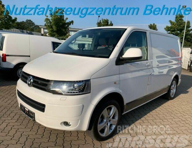 Volkswagen T5 KA 4Motion/DSG/Klima/Xenon/Standhzg./Navi/EU5