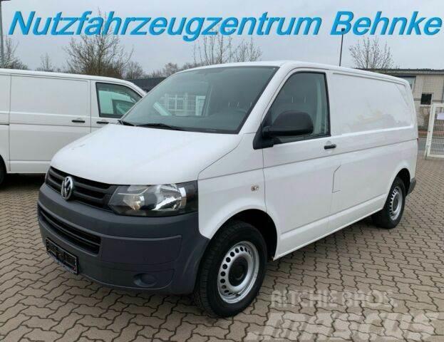 Volkswagen T5 KA L1/ 63kw/ 3 Sitze/ Klima/ PDC/ Navigation