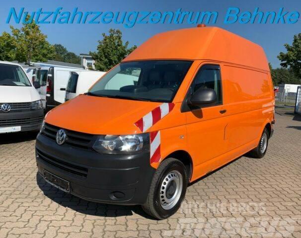 Volkswagen T5 Kasten LR m. Hochdach/103kw/AHK/Klima/EU5