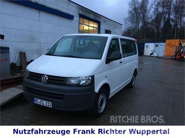 Volkswagen T5 Mod.2012. 1Hd.Dfzg.neu Kuppl.Schwungr