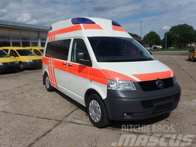 Volkswagen T5 Transporter 1.9 TDI Krankenwagen - KLIMA
