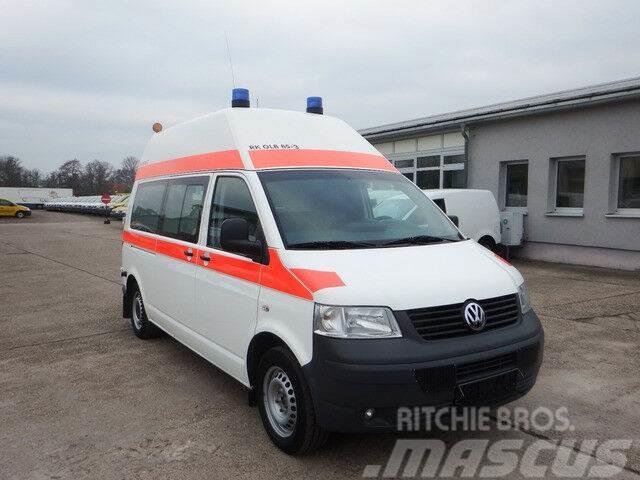 Volkswagen T5 Transporter 2.5 TDI 4Motion - KLIMA Rampe - R