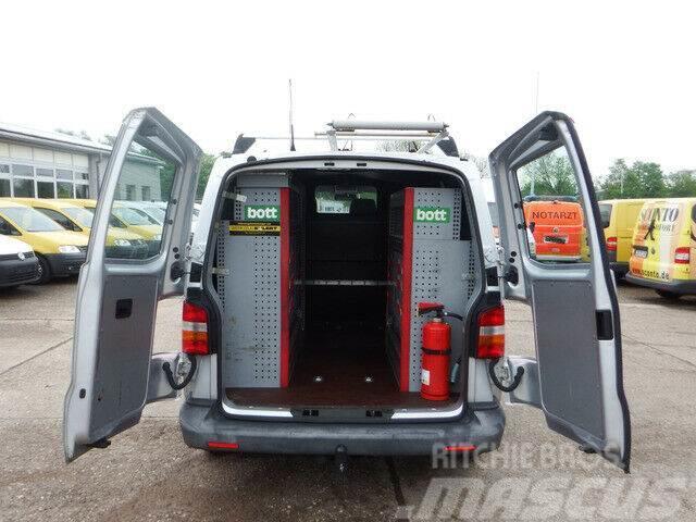 Volkswagen T5 Transporter 2.5 TDI 4Motion KLIMA - AHK Bott