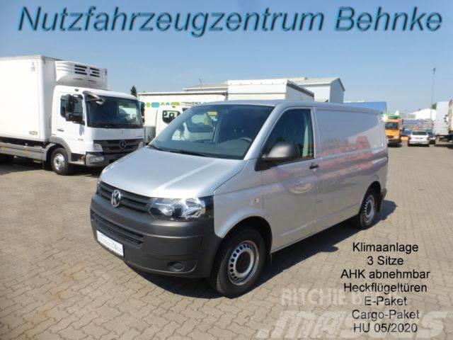 Volkswagen T5 Transporter KR Kasten/ 3 Sitze/ Klima/ AHK