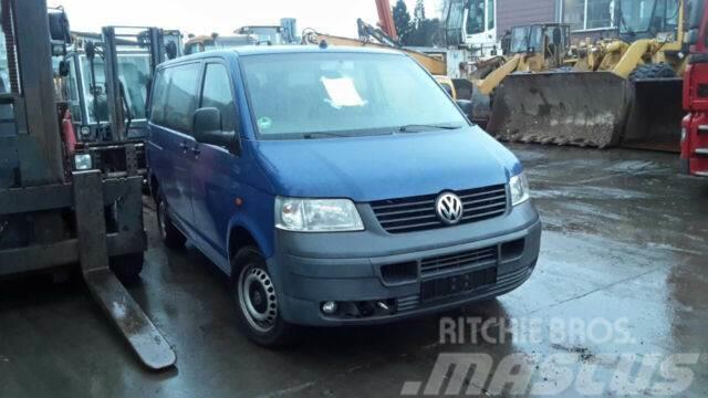 Volkswagen T5 Transporter Kombi