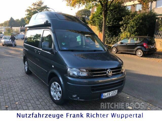 Used Volkswagen T5 Westfalia Kuche 4 Schlafplatze Motorhomes And