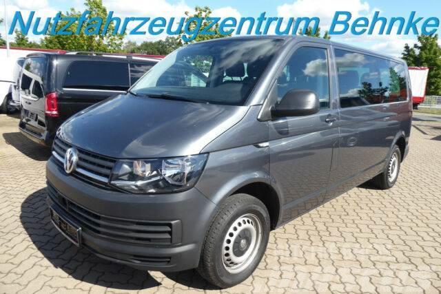 Volkswagen T6 Caravelle lang/ 110kw/ 2xKlima/ Navi/ AHK/ E6